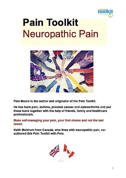 Pain Toolkit for Neuropathic Pain